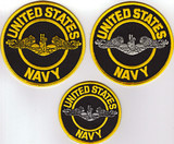 US Navy and Dolphins PATCH