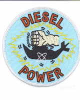 DBF Patch, Crush the Nukes Diesel Boat Patch