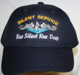 BALLCAP, SILENT SERVICE   Run Silent Run Deep