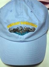 Honorary Submariner BALL CAPS