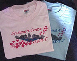 T-SHIRT, Submariner's Sweetheart T-Shirt