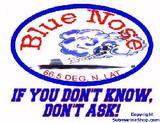 T-SHIRT, Blue Nose T-Shirt