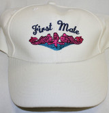 First Mate Ballcaps