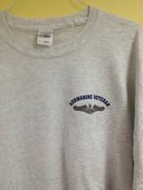 T-SHIRT, Submarine Veteran with Dolphins T-Shirt