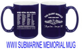 Grande  16 oz Coffee Mug.  This was the second item ever sold by submarineshop.