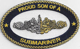 Patch, Son of a submariner