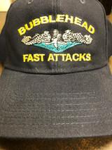 Ball Cap, Bubblehead, Fast Attacks