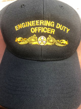 BALL CAP, ENGINEERING DUTY DOLPHINS