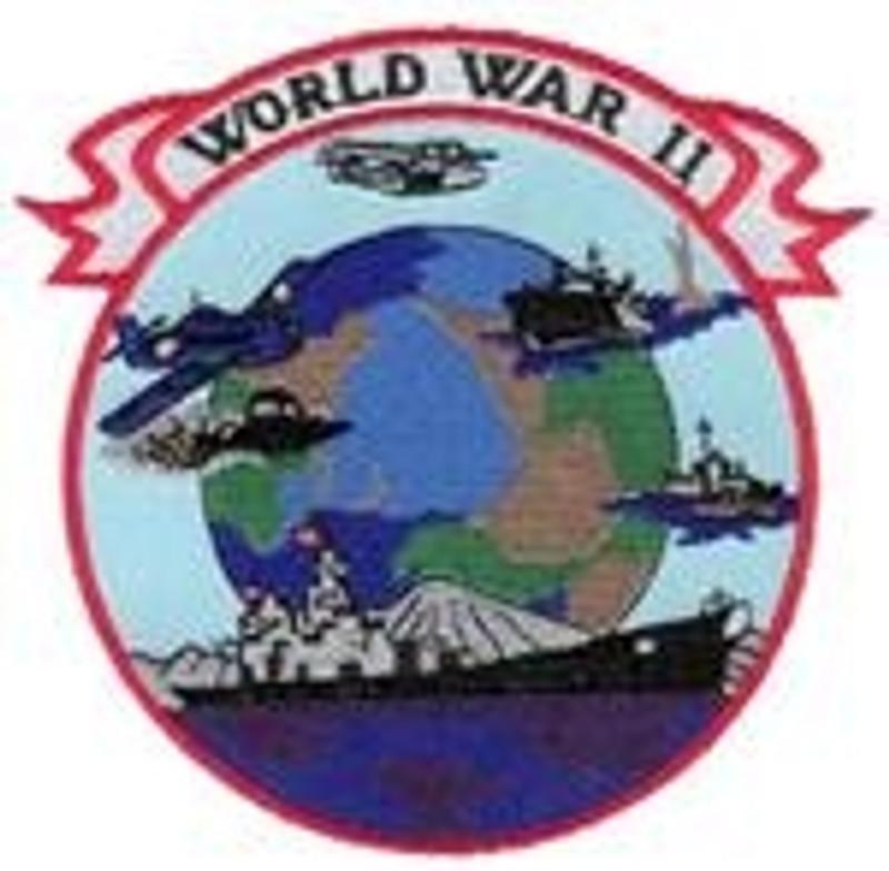 World War II Patch