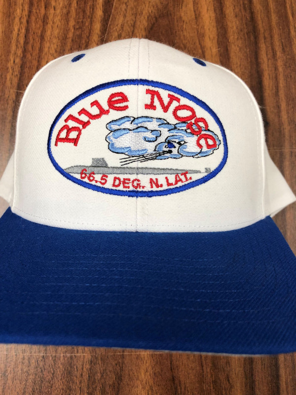 Blue Nose Ballcap