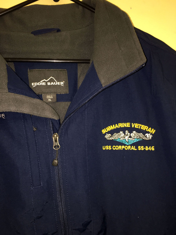 Medium Weight Jacket,Customer Embroidery