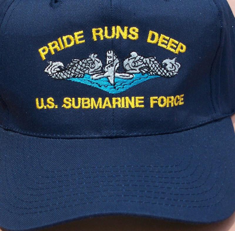 Submarine Ball Caps