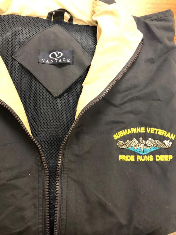 Microfiber Jacket, light weight.
