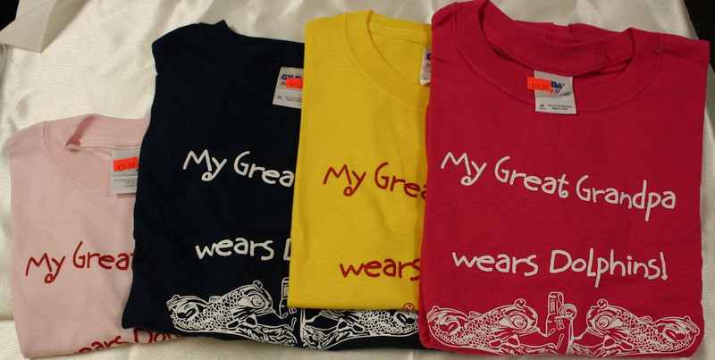Great Grandpa's Qualified Children's Shirts