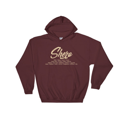 Shero III Hooded Sweatshirt