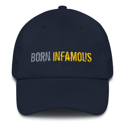 Born Infamous II Hat