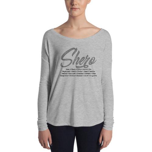Shero Ladies' Long Sleeve Tee
