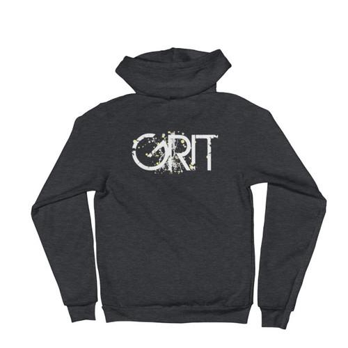 Grit Zip Hoodie Unisex Sweatshirt