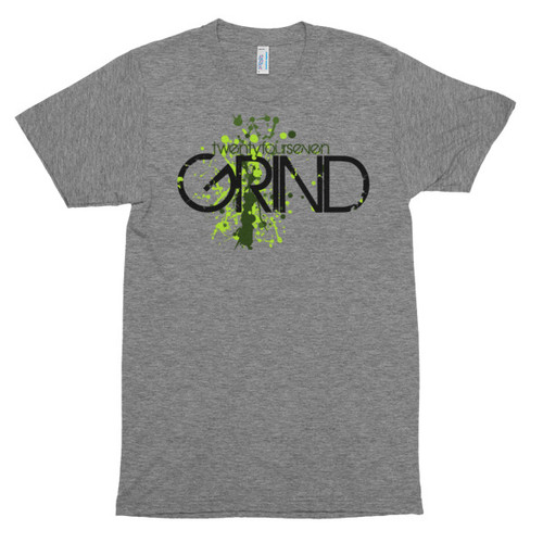 24/7 GRIND Short Sleeve Soft T-shirt