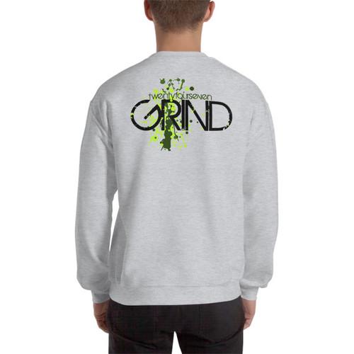 24/7 GRIND Unisex Sweatshirt