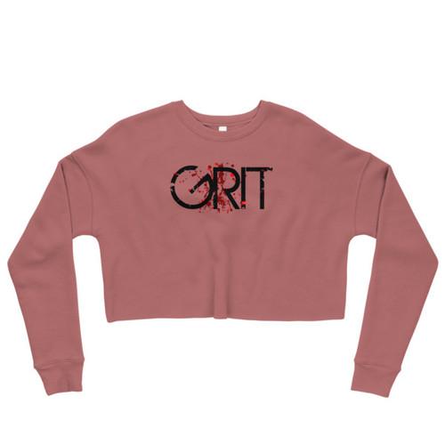 GRIT Crop Sweatshirt