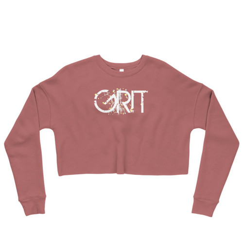 GRIT II Crop Sweatshirt