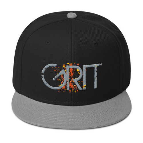 GRIT Snapback Hat
