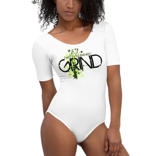 24/7 GRIND Short Sleeve Bodysuit