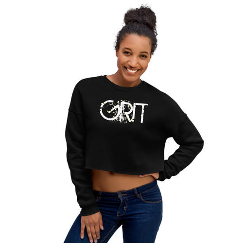 GRIT Women's Crop Sweatshirt