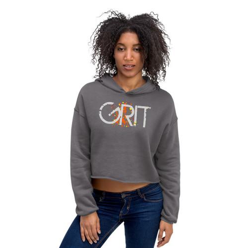 GRIT Crop Hoodie