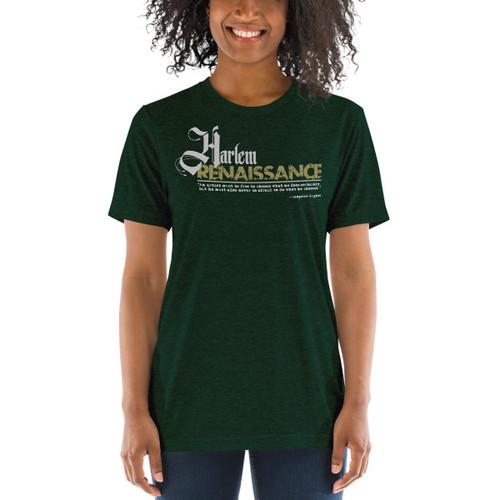Harlem Renaissance I Unisex Short Sleeve T-shirt