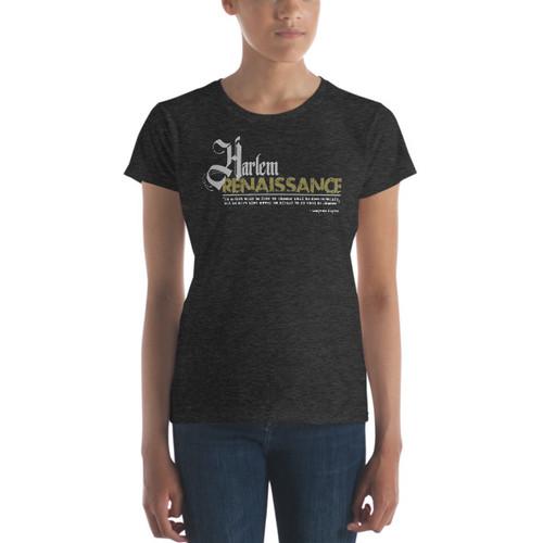 Harlem Renaissance III Women's Short Sleeve T-shirt