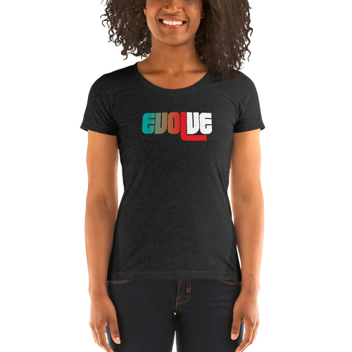 Evolve Ladies' Short Sleeve T-shirt