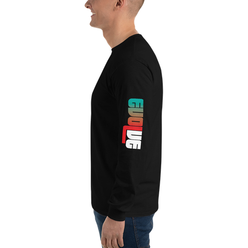Evolve Long Sleeve Unisex T-Shirt