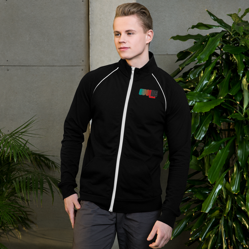 Evolve Piped Fleece Jacket