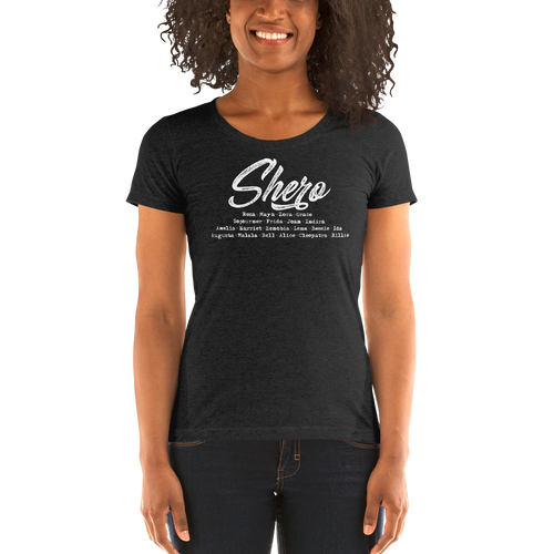 Shero III Ladies' Short Sleeve T-shirt