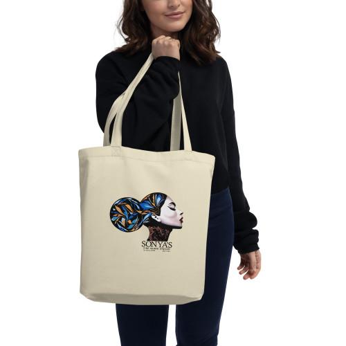 Sonya's Fierce & Fearless Eco Tote Bag