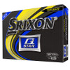 Srixon Q-Star Tour Yellow Personalized Dozen Golf Balls