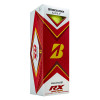 Bridgestone Tour B RX Dozen Golf Balls 2020 - Yellow