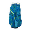 Ogio Woode Cart Bag - Blue Floral