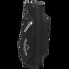 Callaway Org 7 Cart Bag 2021 - Black / Print / Charcoal