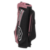 Callaway Chev 14 Cart Bag 2021 - Black / Rose / White