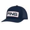 PING Stars & Stripes Tour Snapback Cap - Navy / White