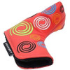 Odyssey Tour Swirl Blade Putter Headcover - Red