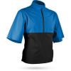 Sun Mountain Monsoon Short Sleeve Pullover - Royal / Black