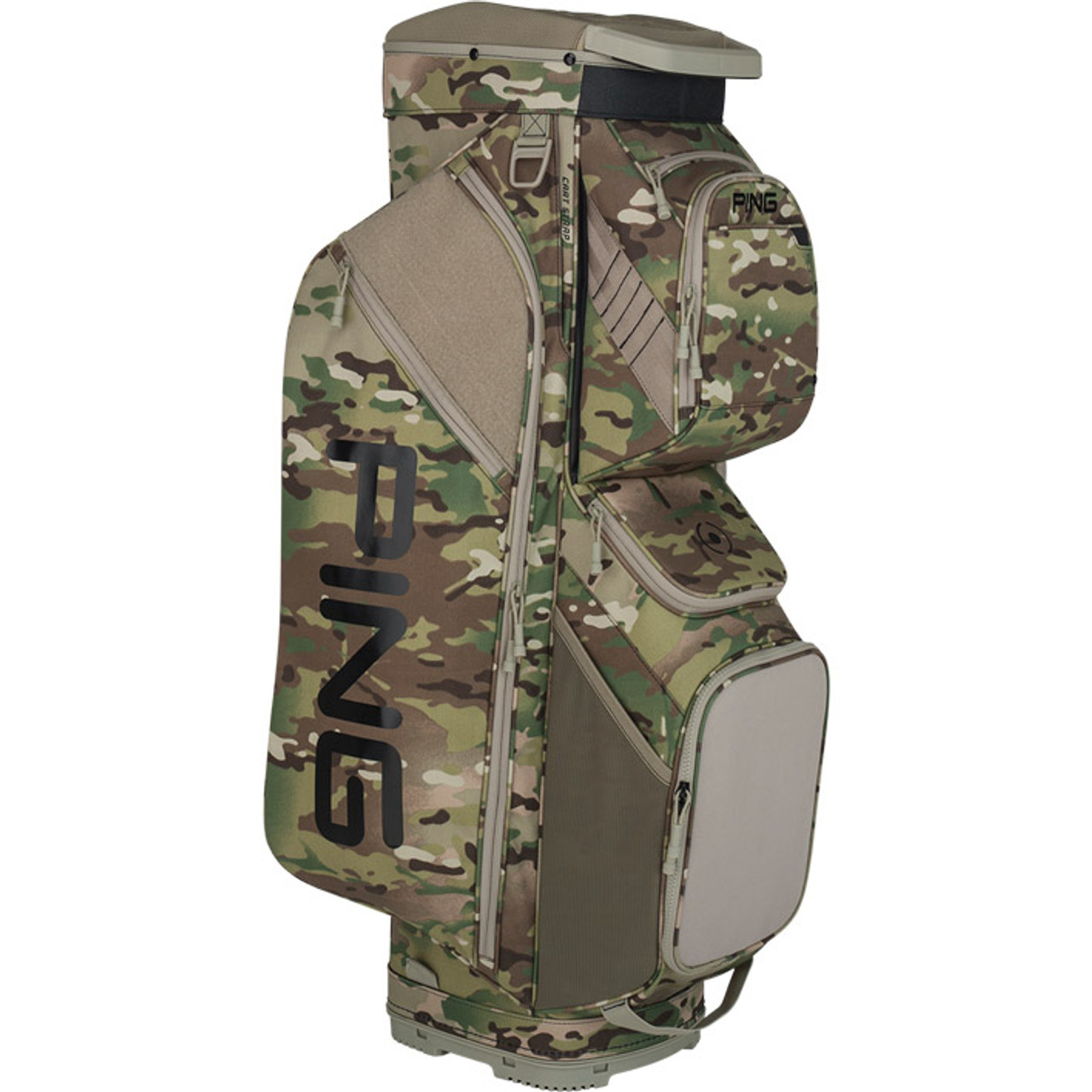 Ping Traverse Personalized Cart Bag - Multicam ($20.00)