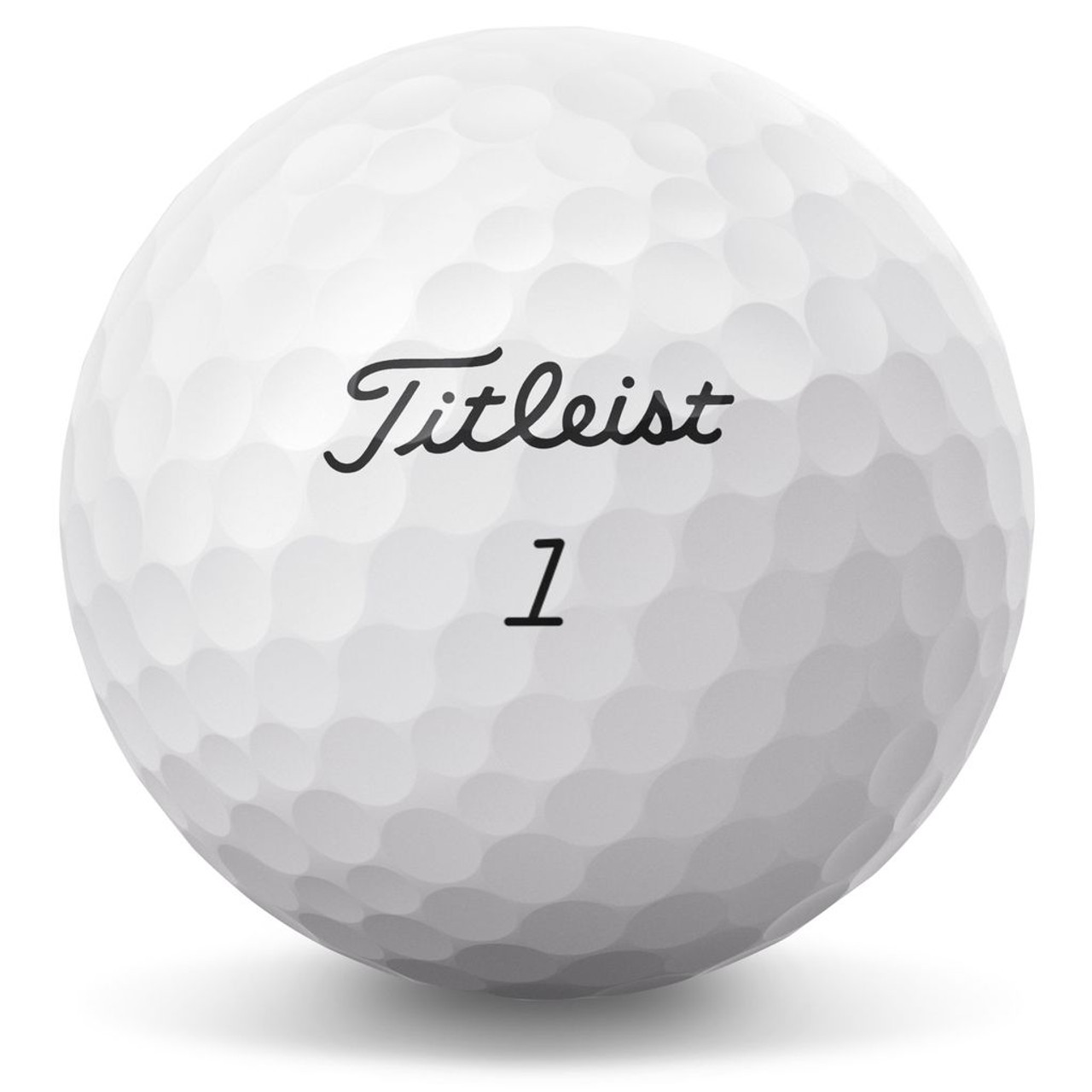 Titleist Personalized Pro V1 Low Numbers (#1 - #4)