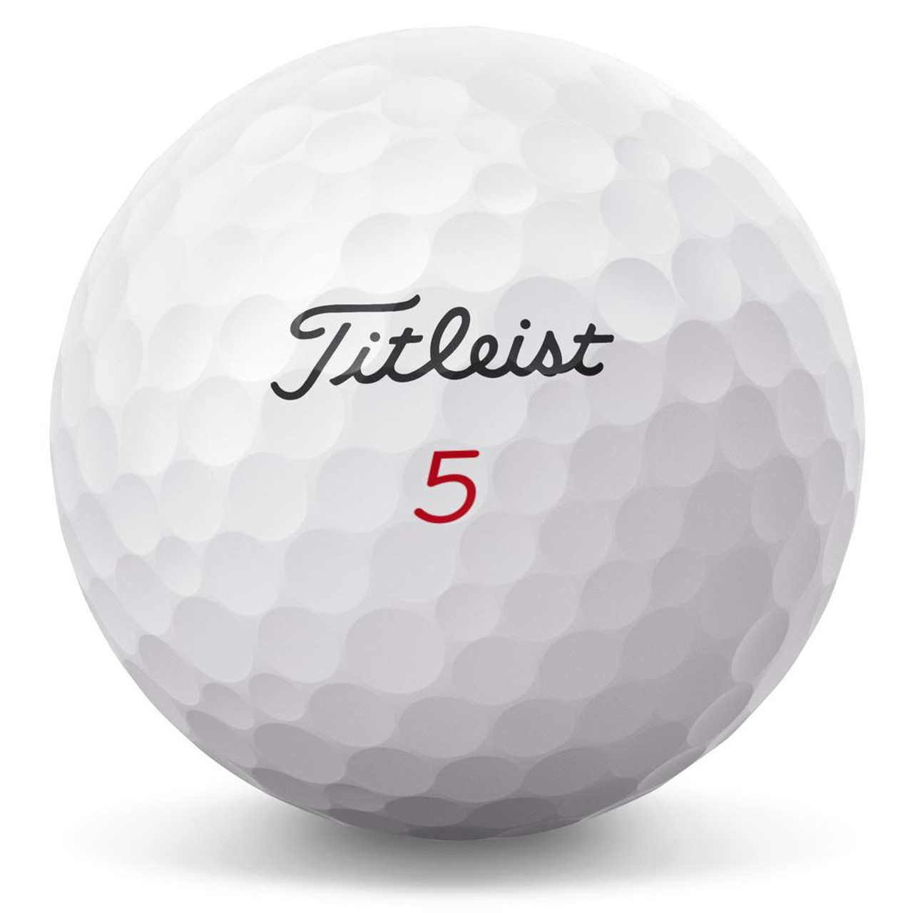 Titleist Personalized Pro V1X High Numbers (#5 - #8)