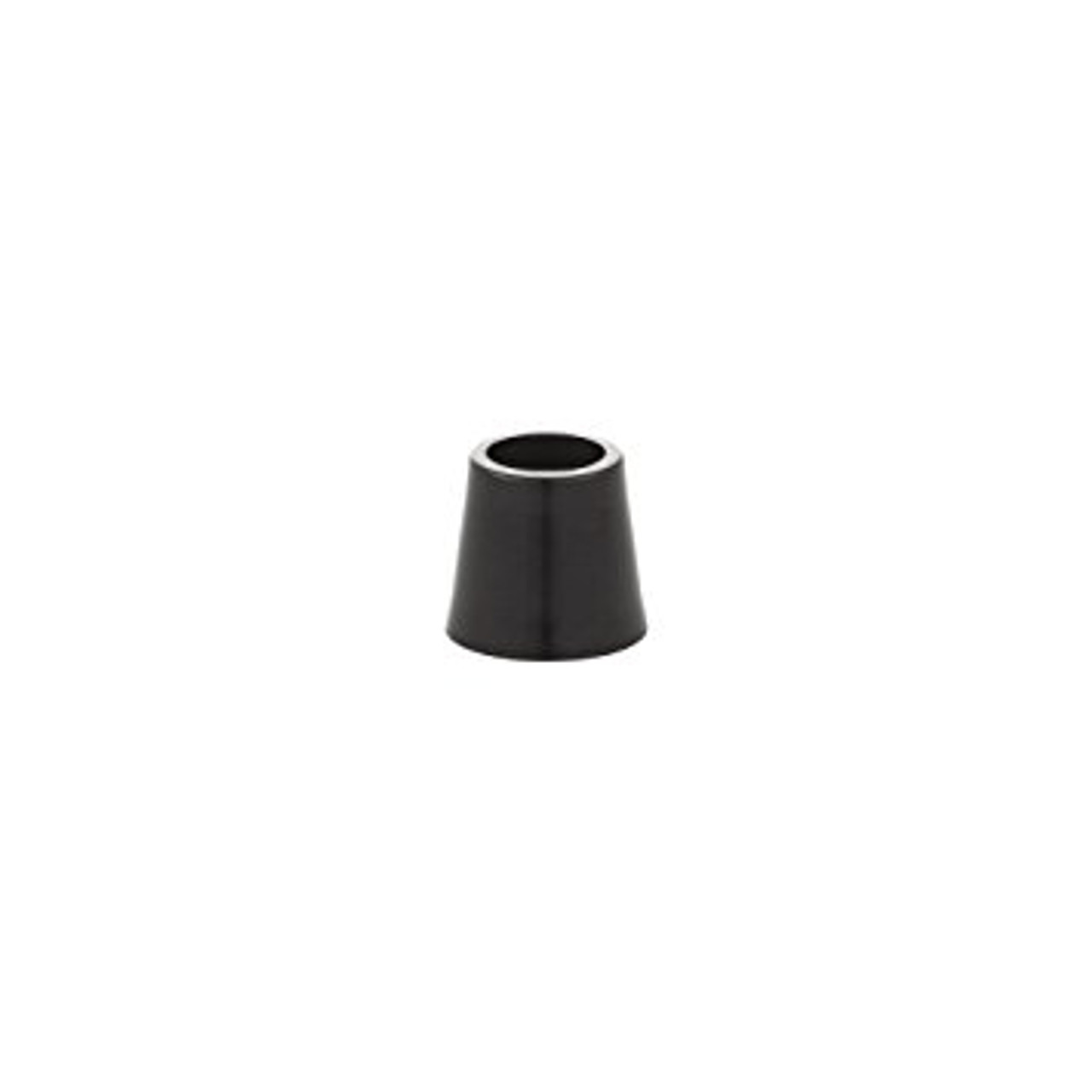 Golf Club Short Black Wood Ferrule - Dozen