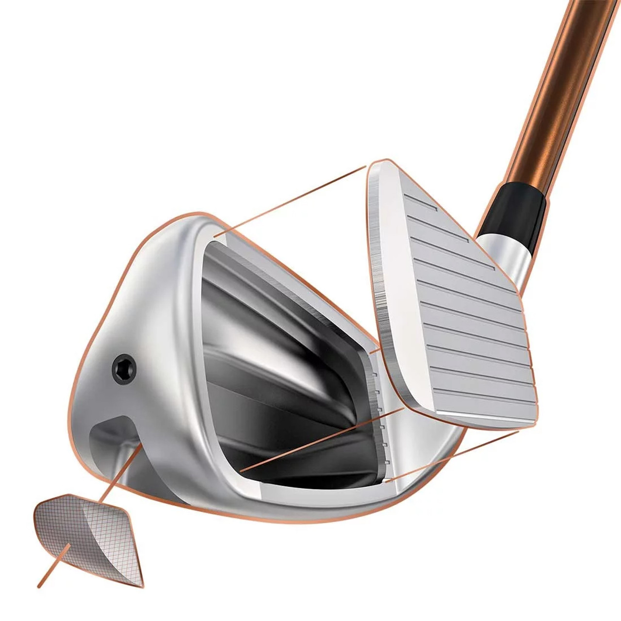 Ping G400 Individual Irons and Wedges